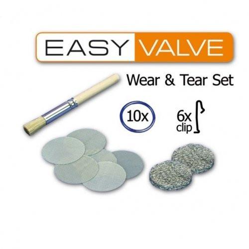 Easy Valve Zubehörset Wear+Tear Set